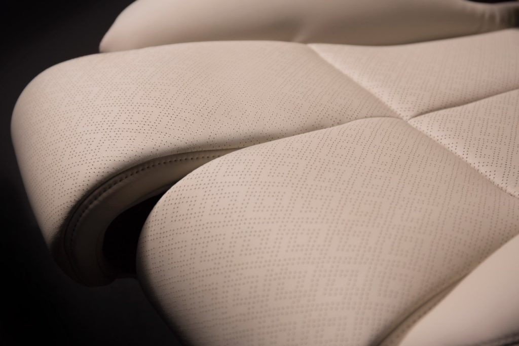 Lincoln Continental Seat