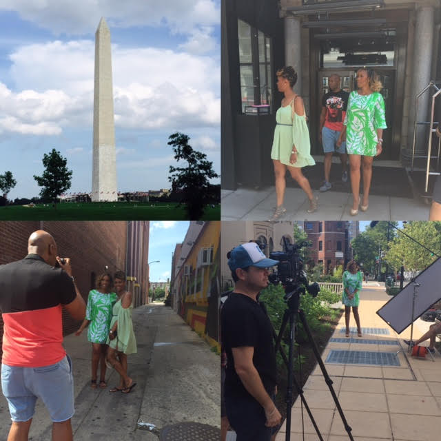 Journey Through The City With Essence & Lincoln Motor Co MKC in DC [VIDEO]