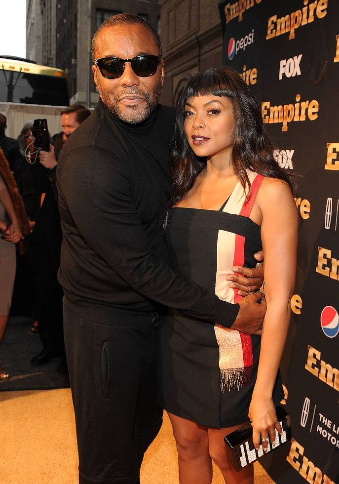 EMPIRE SEASON 2 NYC Lee Daniels and Taraji P Henson