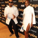 EMPIRE SEASON 2 NYC Timbaland and V Bozeman