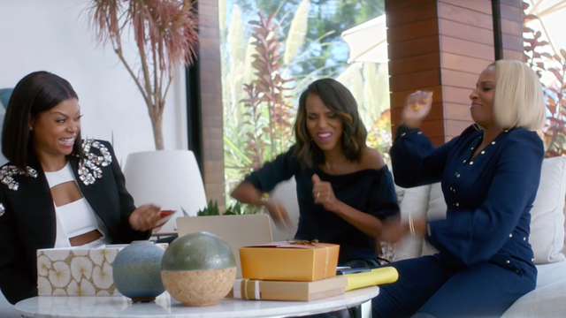 Watch @maryjblige, @kerrywashington and @TherealTaraji Groove It Out In New @AppleMusic Commercial Directed by @AVAETC [VIDEO]