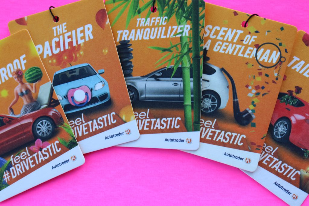 Autotrader Drivetastic