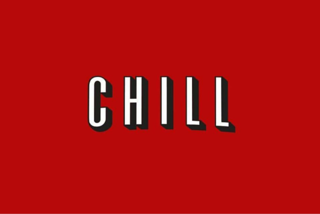 netflix and chill DivasandDorks.com