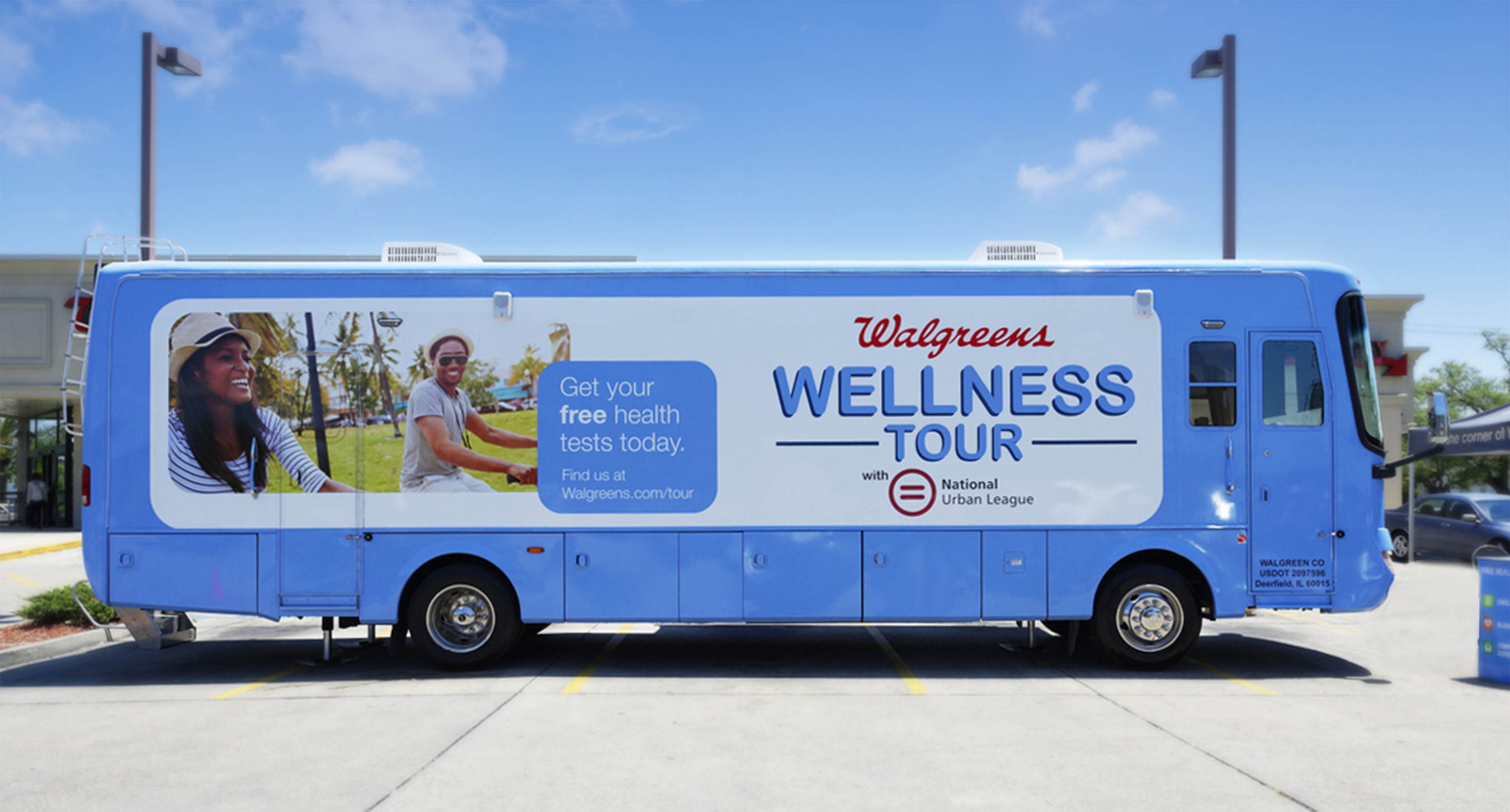 The Wellness Tour