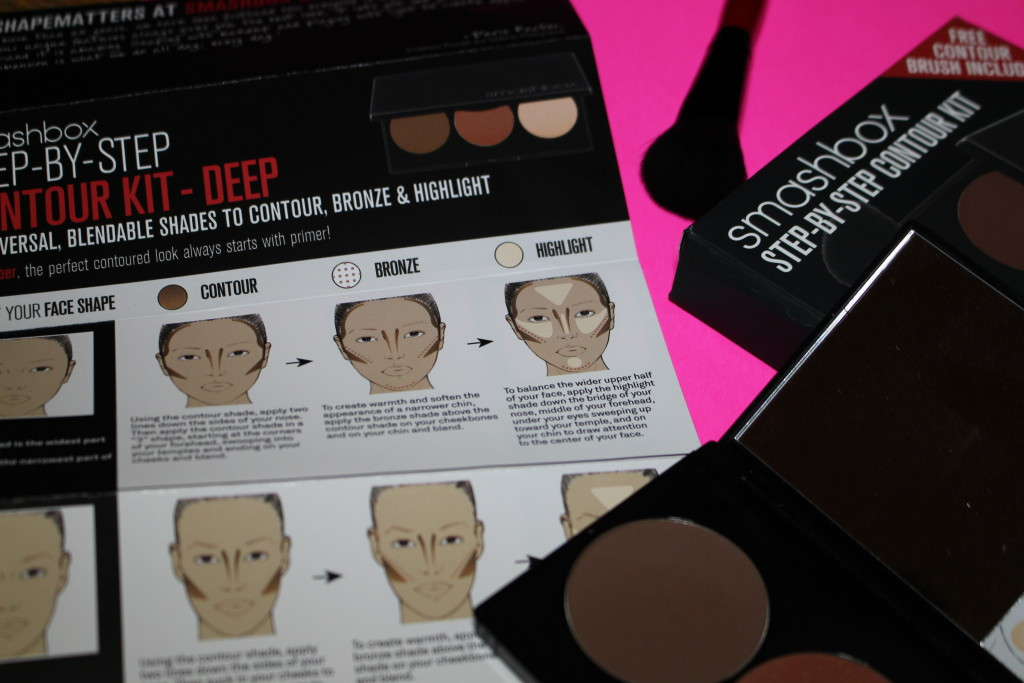 Smashbox contour kit