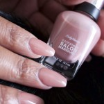 Sally Hansen Rodarte Rose Glass