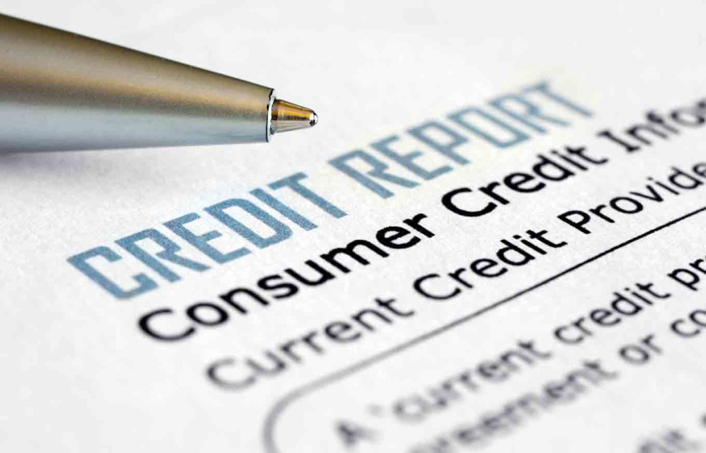 social media and credit scores