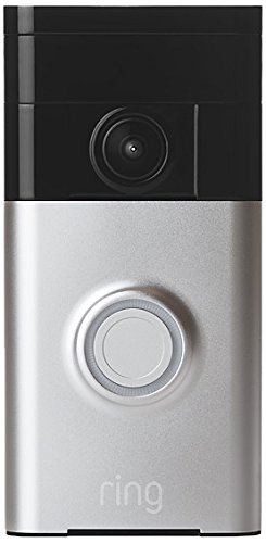 Connected Home Ring Doorbell