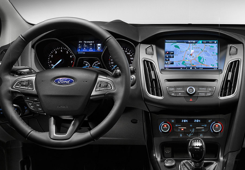 2015 ford focus shift
