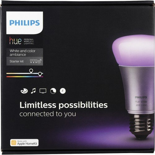 Phillips Hue lights