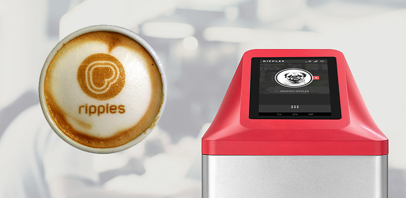 latte art gadget