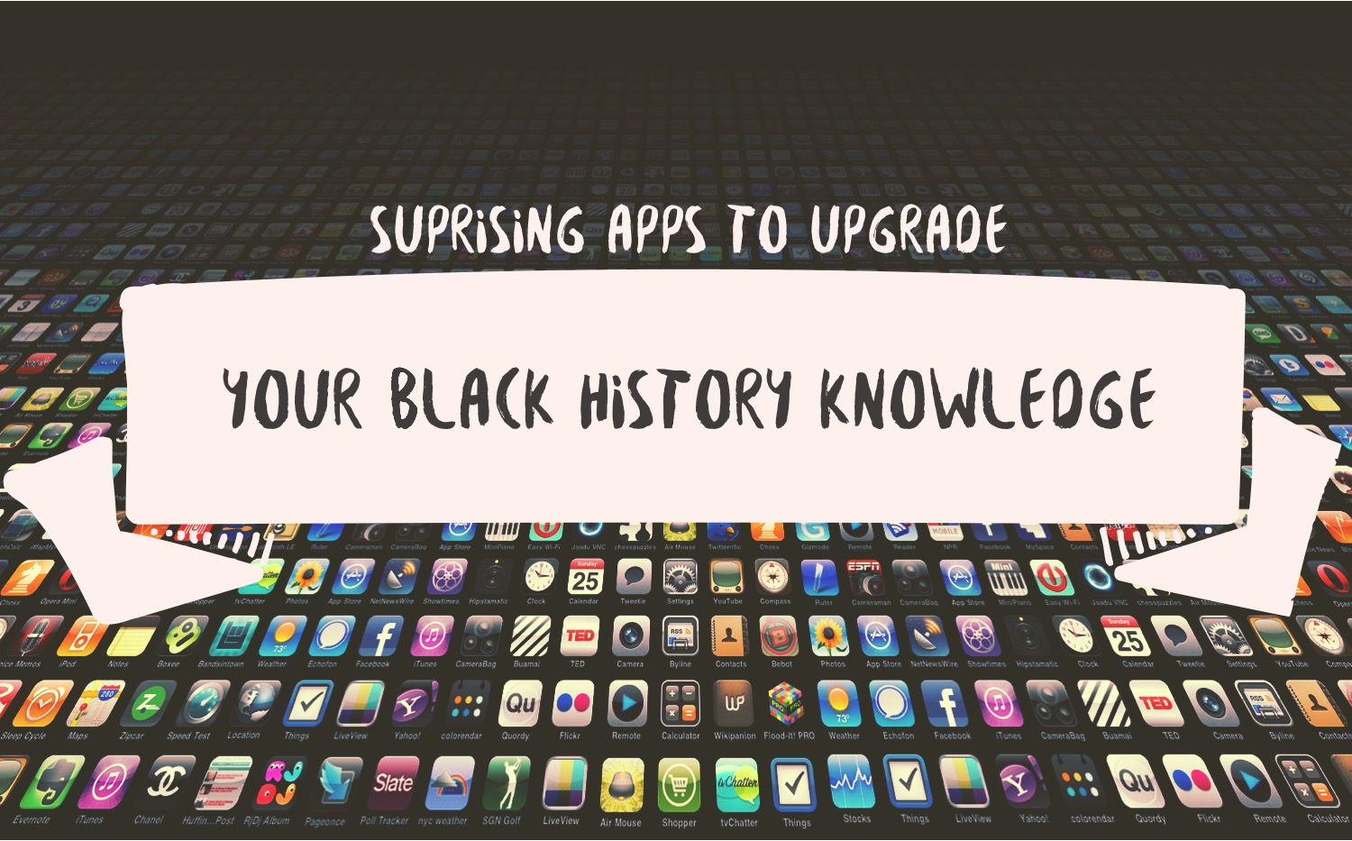 black history apps
