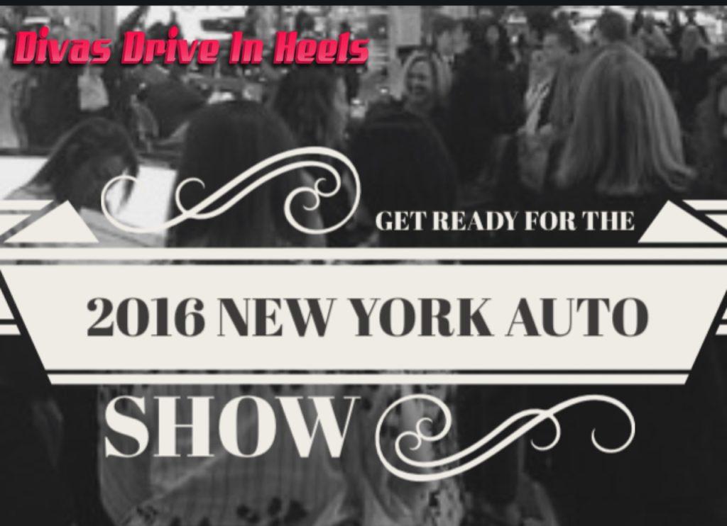 new york international auto show Girls Night Out NY Auto Show