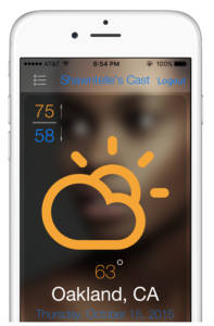 cast beauty app