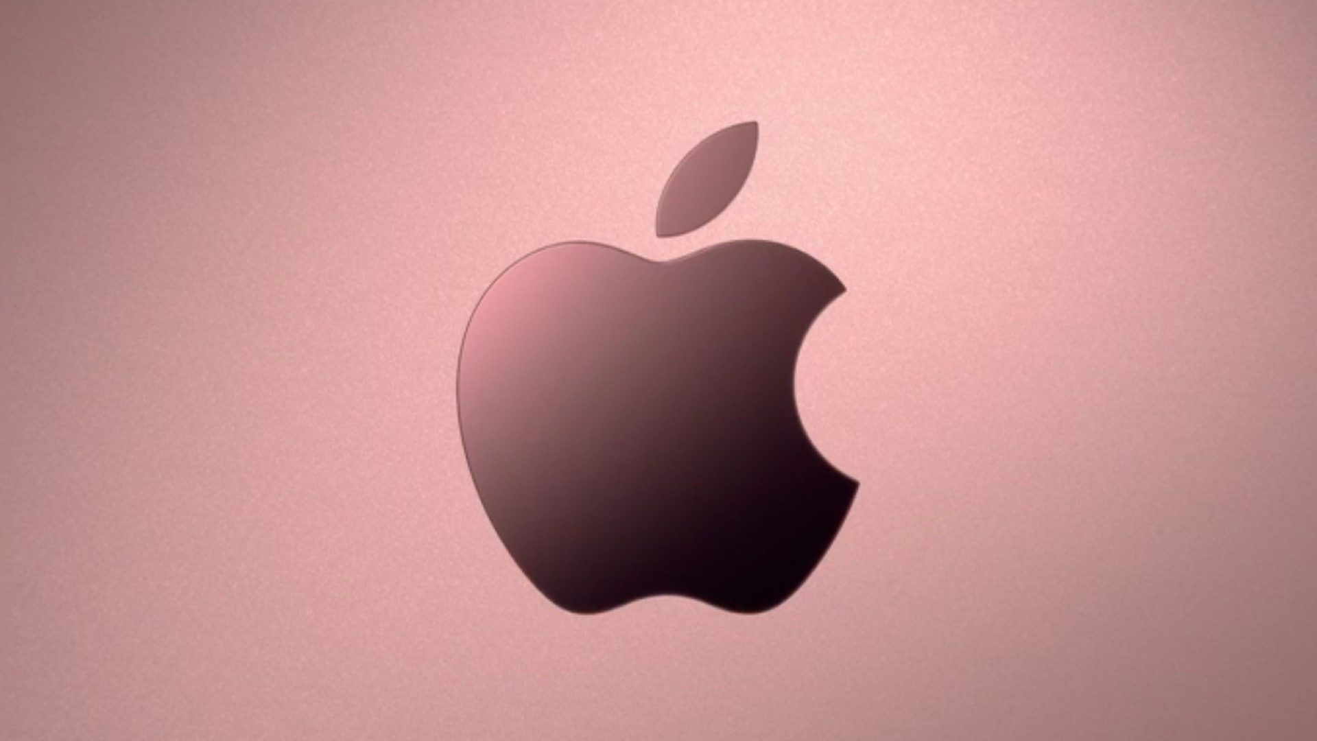 rose gold apple macbook