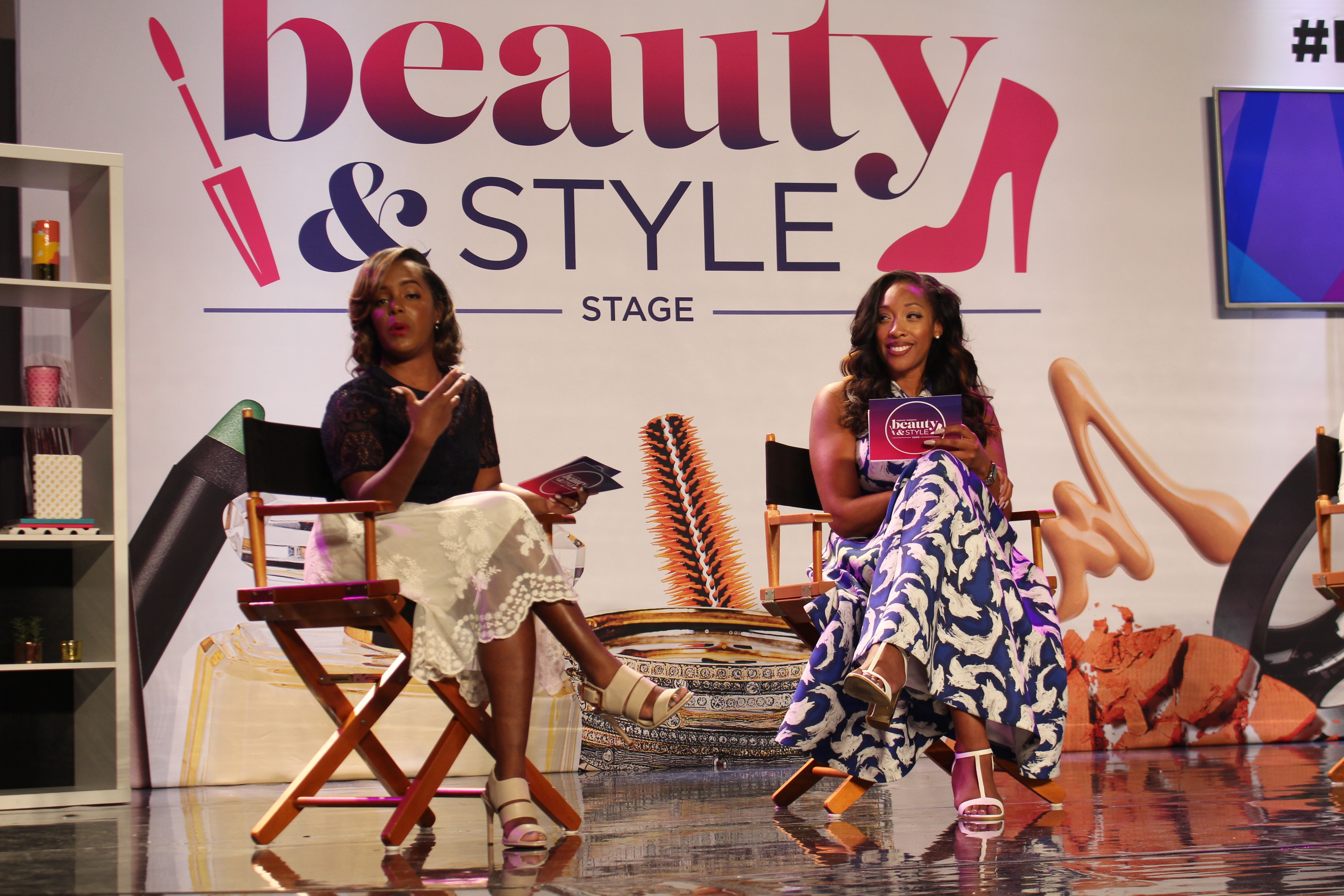 Essence Beauty & Style Expo Uncovers the Secrets Of Black Beauty With Olay