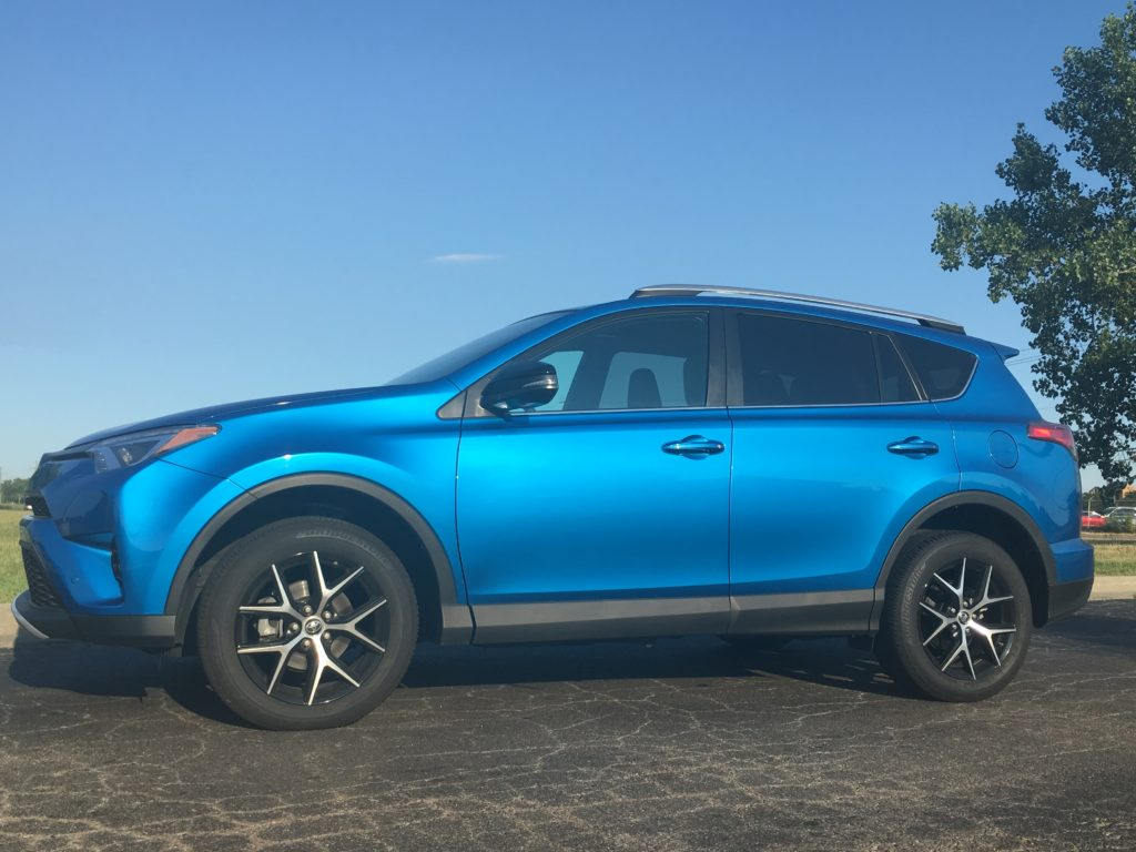 2016 Toyota Rav 4