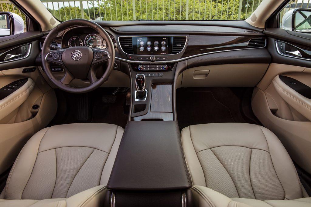 2017 Buick LaCrosse 11