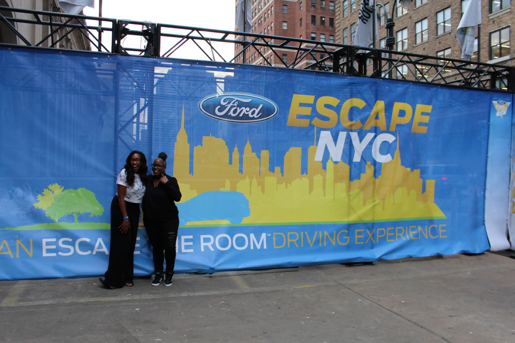 Escape New York