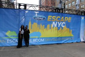 Escape New York