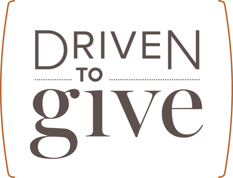 Driven To Give