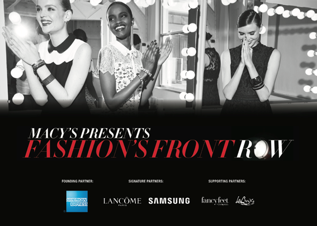 .@Macy's Fashion's Front Row Is Bringing Fall Fashion Fun to a city near you!  #MacysFrontRow #ad
