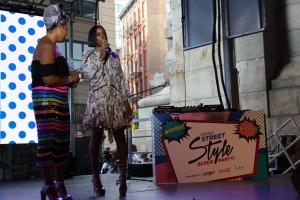 Essence Street Style Kelly Rowland