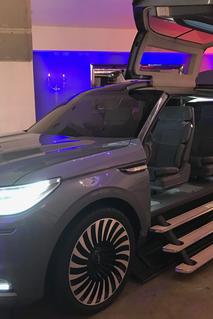 Lincoln Kicks Off The LA Auto Show In Luxury With Sanaa Lathan and V. Bozeman #LincolnLuxe
