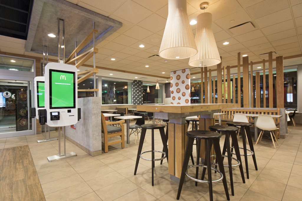 McDonald's of the future