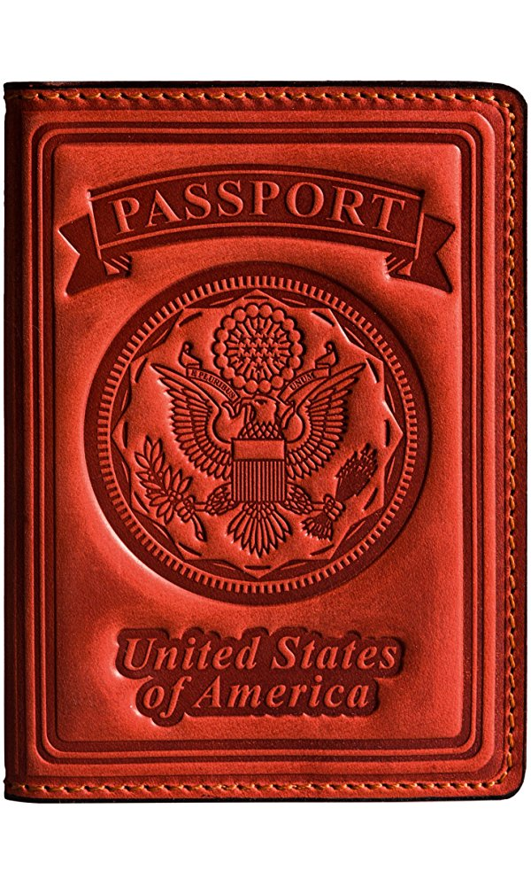 US Passport Holder Cover