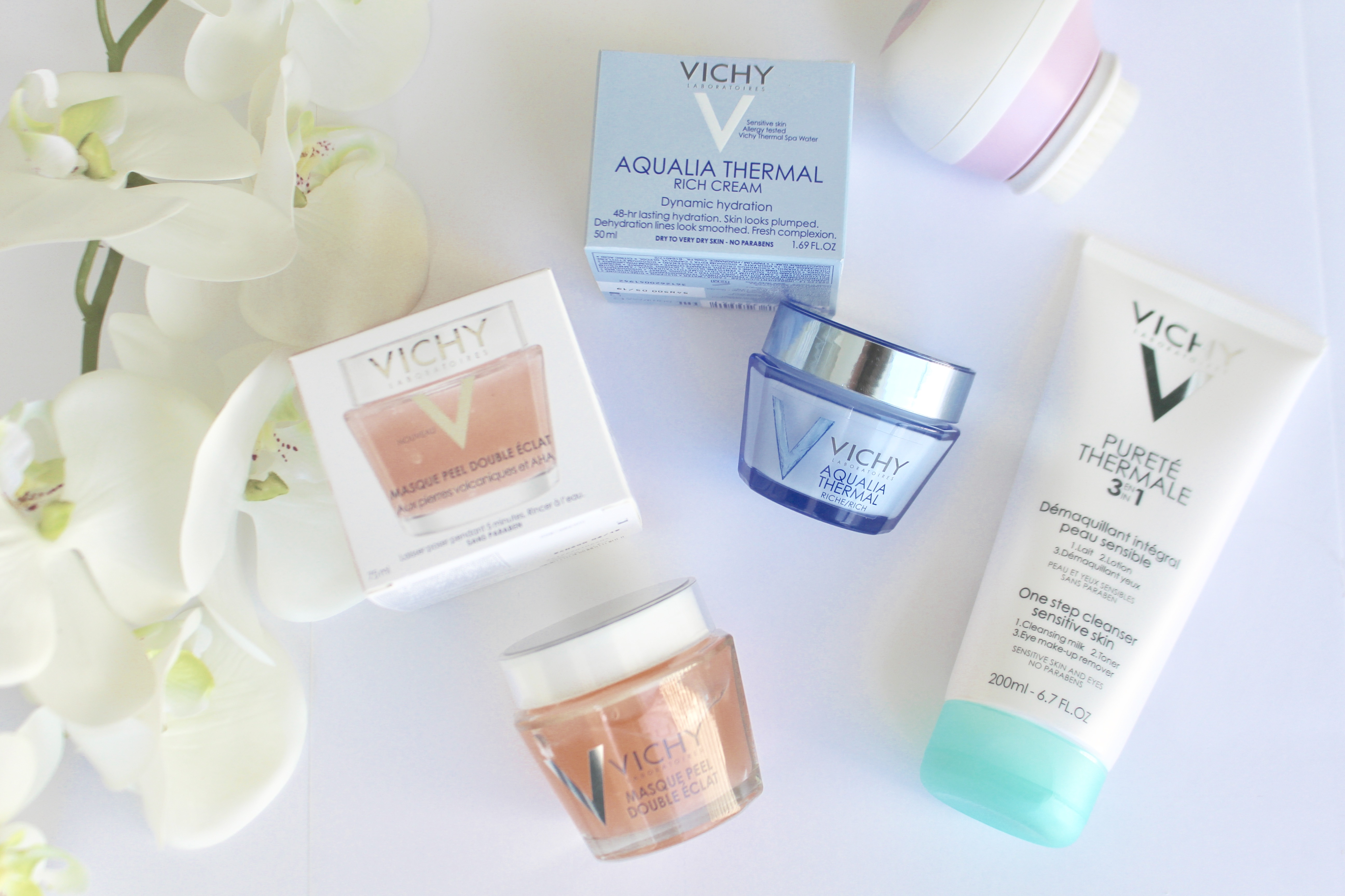 Unveil Flawless Skin in 3…2…1 With Vichy Fool-Proof Skin Care