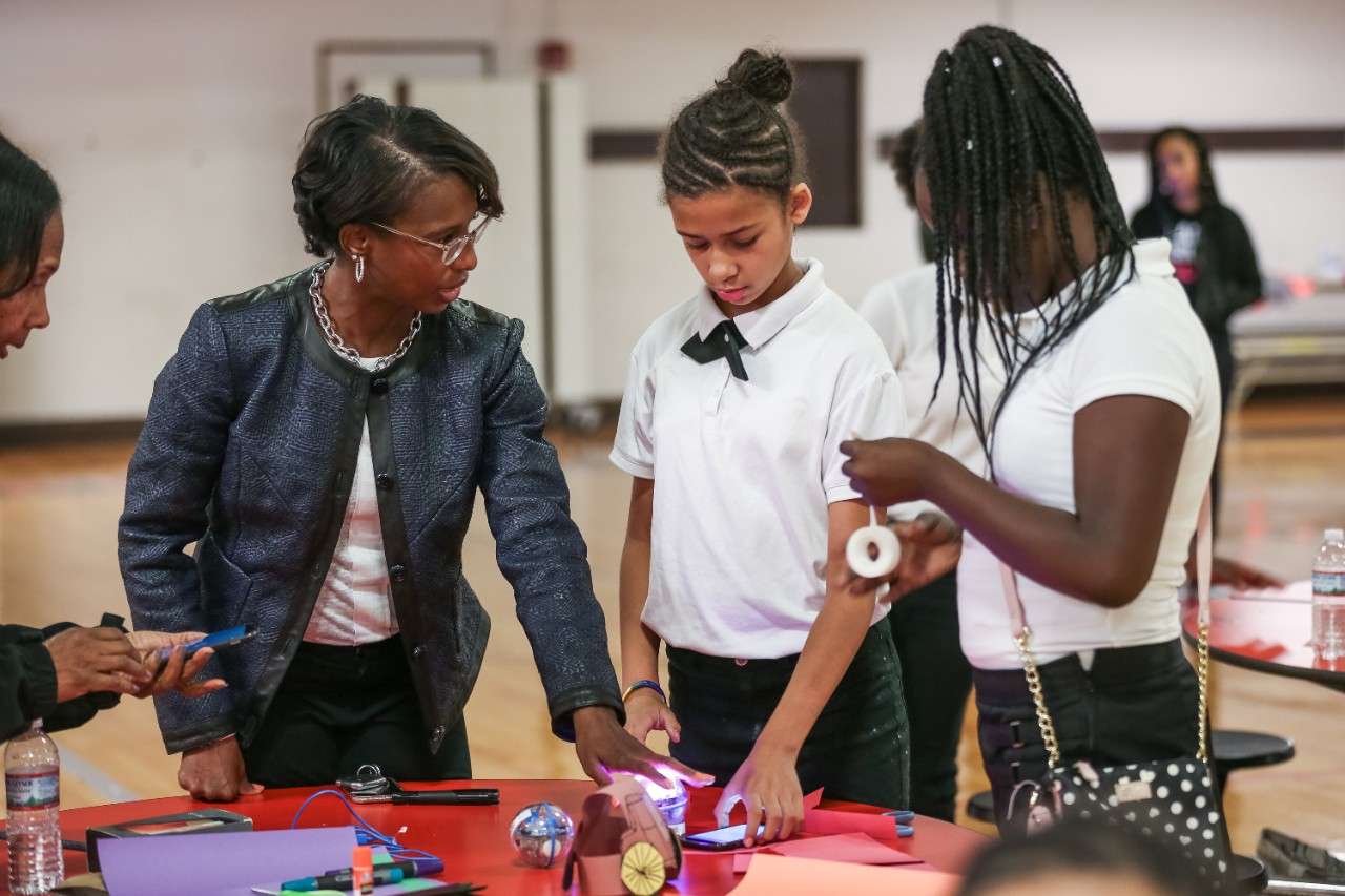 Black Girls Code Celebrates Launch of Detroit Chapter With Huge Help From GM