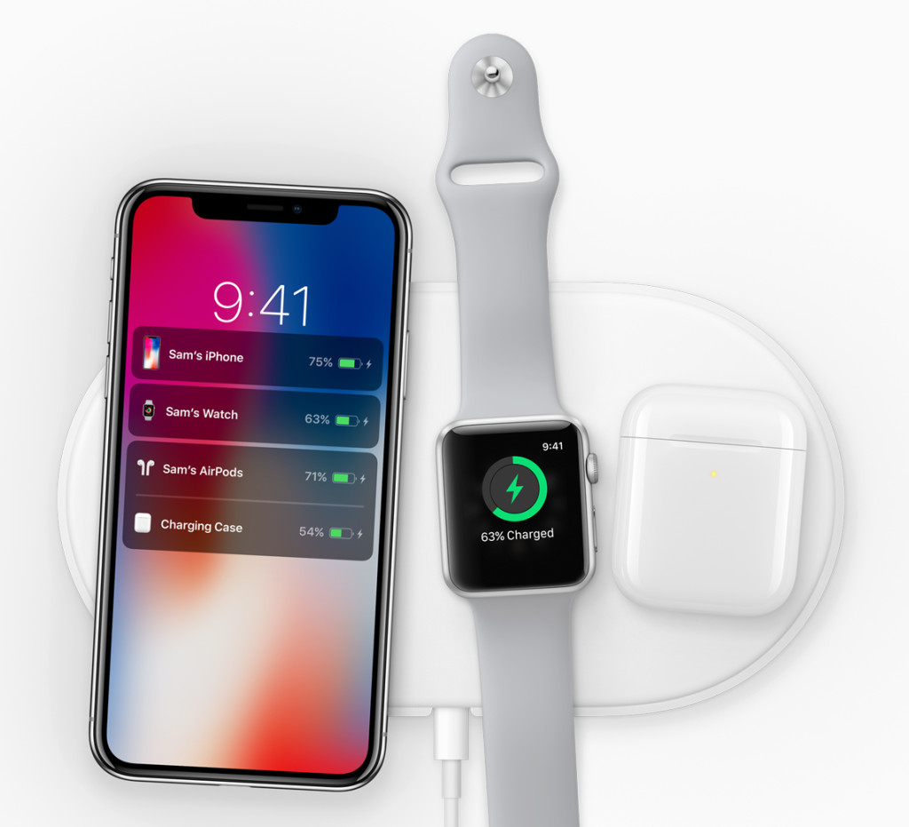 iphone x wireless charging applepower