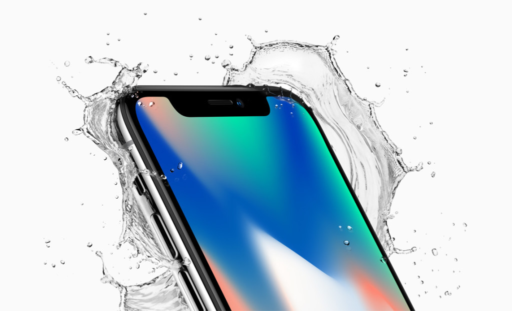 iphone x waterproof