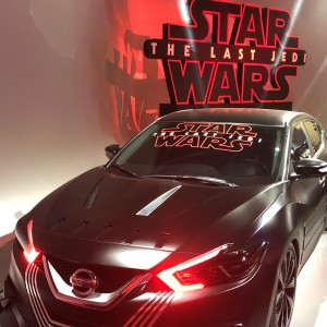 Nissan and the last jedi
