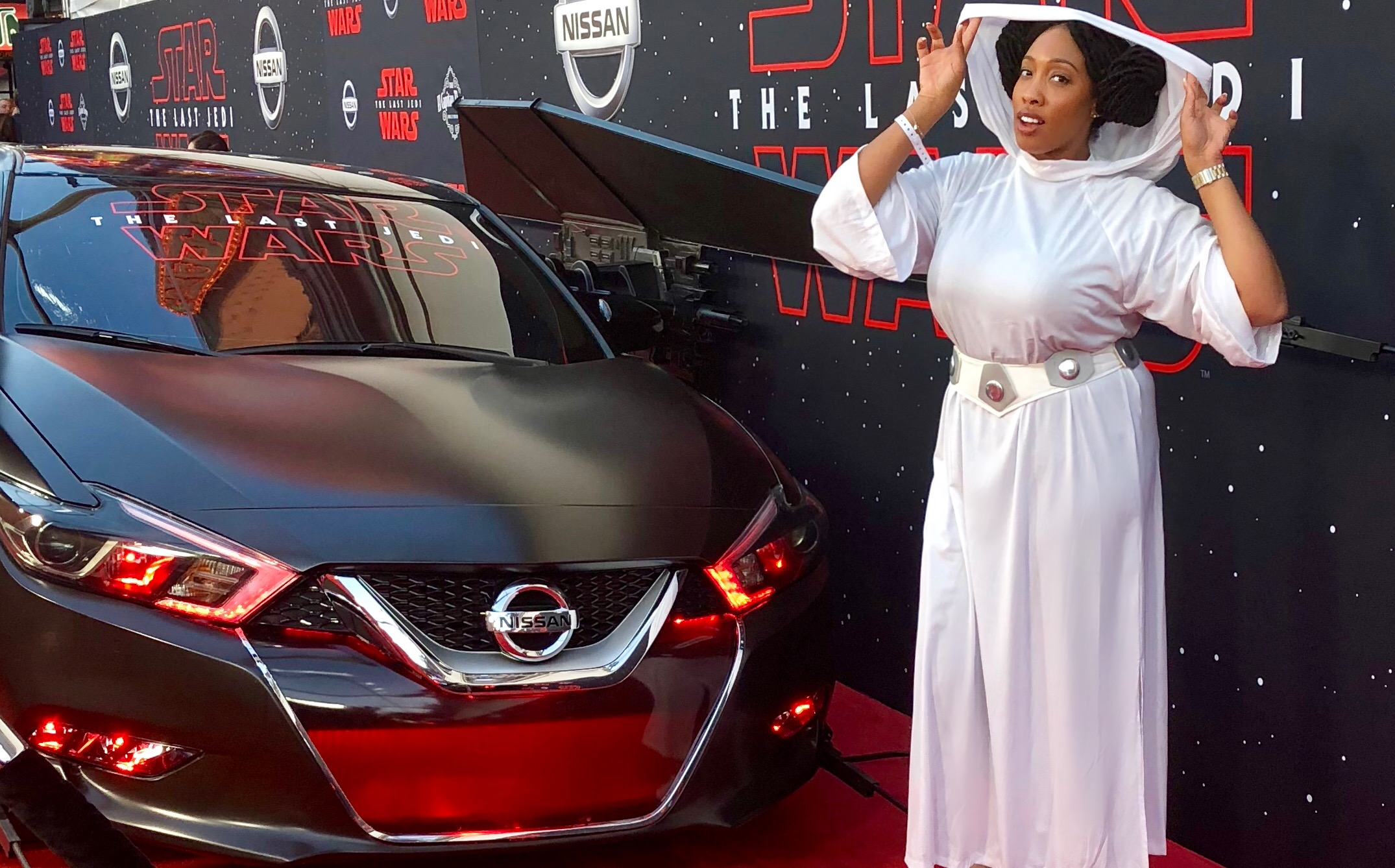 Nissan Strengthens The Force With Star Wars: The Last Jedi