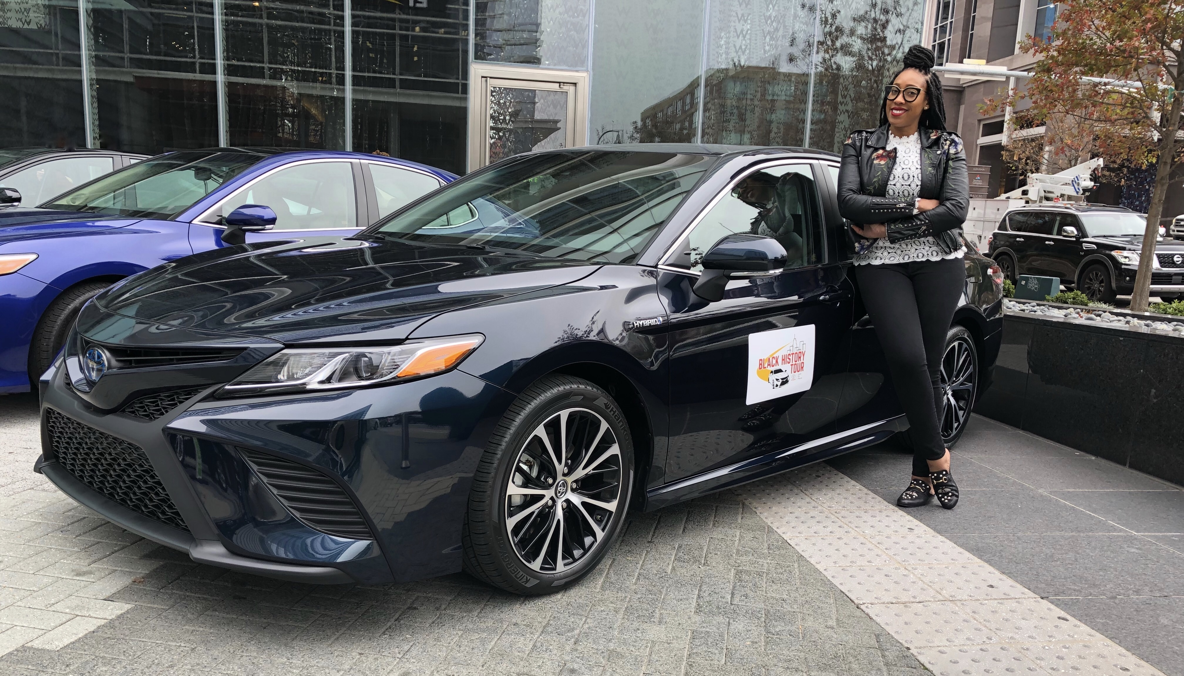 Why Wait Til February? Toyota Celebrates Black Excellence All Year Long!