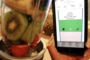 Nutribullet Balance app