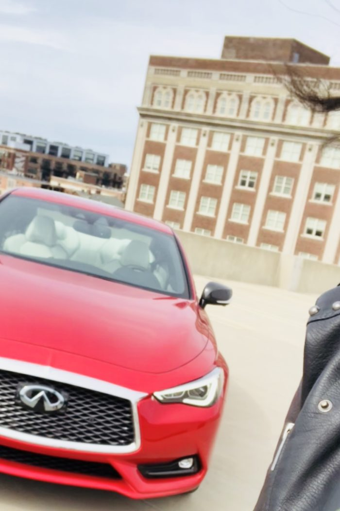 The 2018 Infiniti Q60 Red Sport 400 Inspires Coupe Enthusiasts Of All Ages! #EmpowerTheDrive