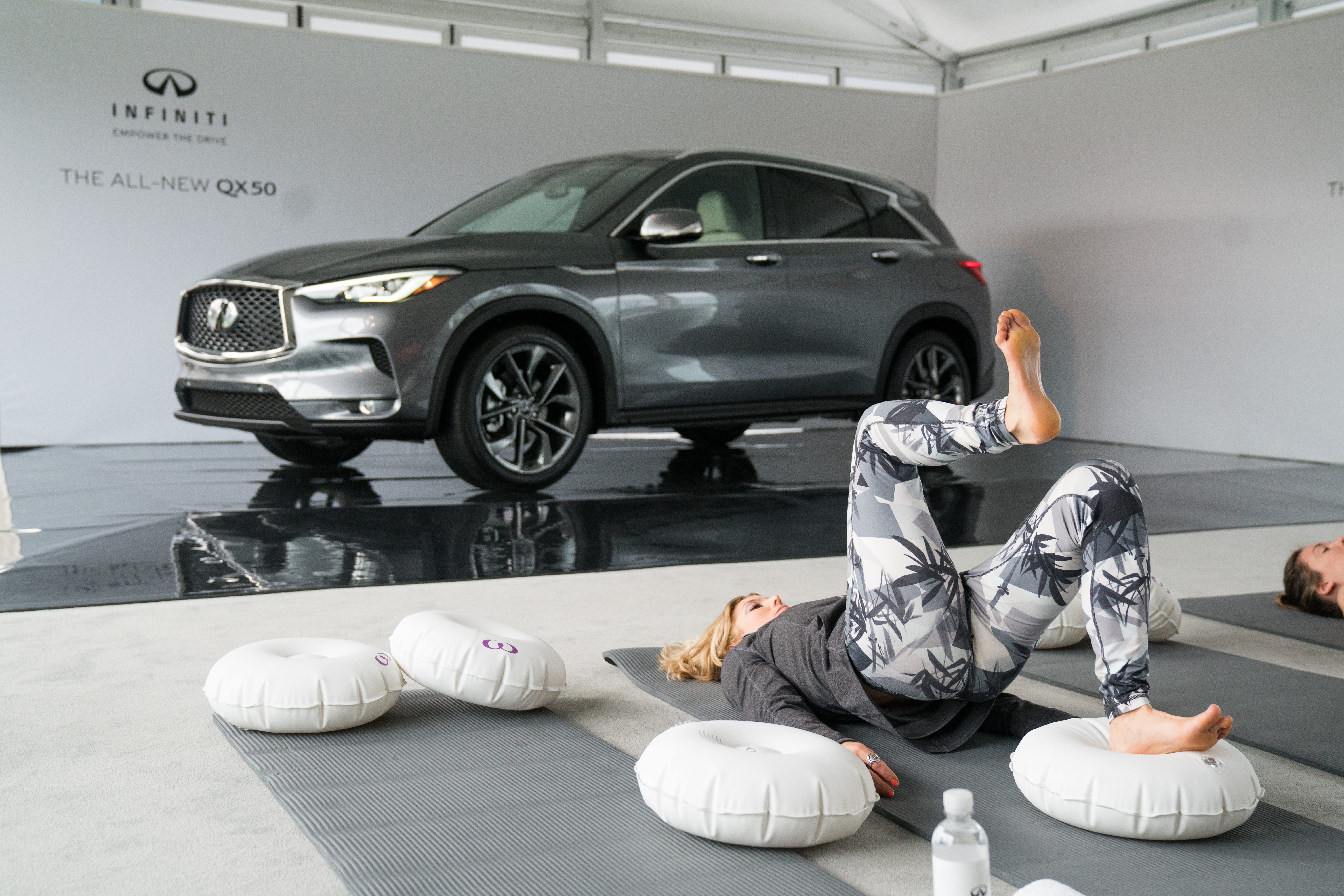The Ultimate Luxury Experience For Mind, Body and Soul With The Infiniti QX50