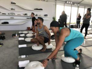 Infiniti yoga