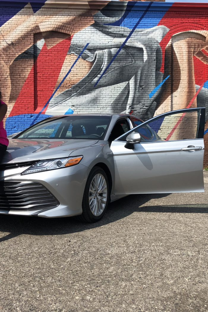 The 2018 Toyota Camry Hybrid XLE Is One Of The Most Stylish Hybrids You'll Ever Meet! #HybridSummer