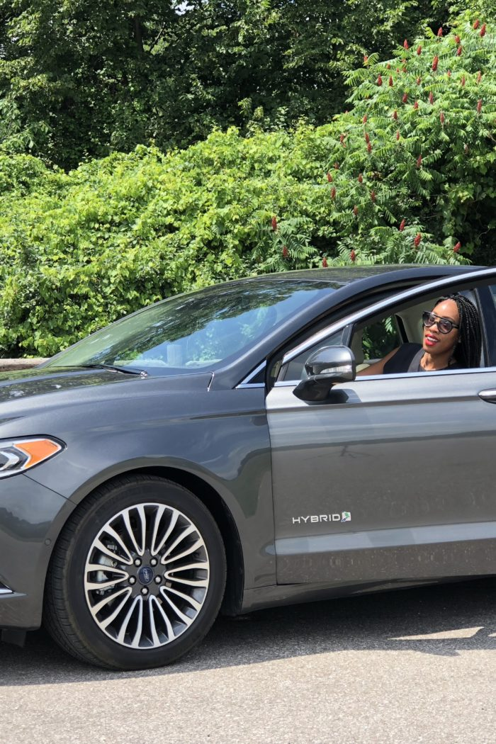 Sophisticated Smarts and Style In The 2018 Ford Fusion Energi #HybridSummer