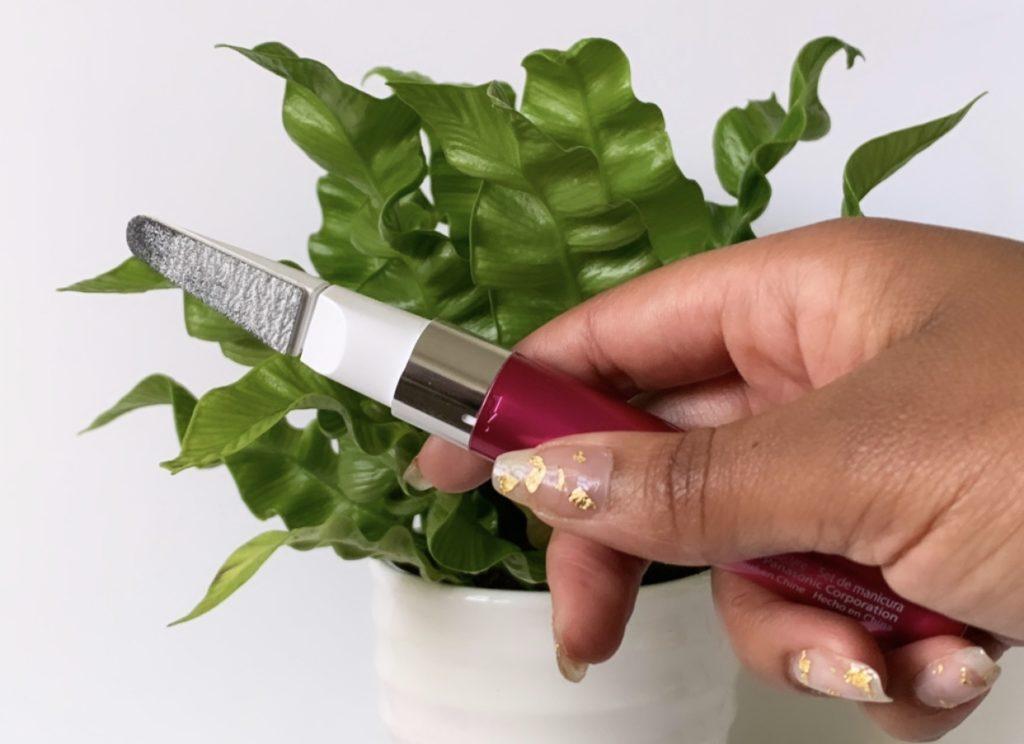 Electric nail file