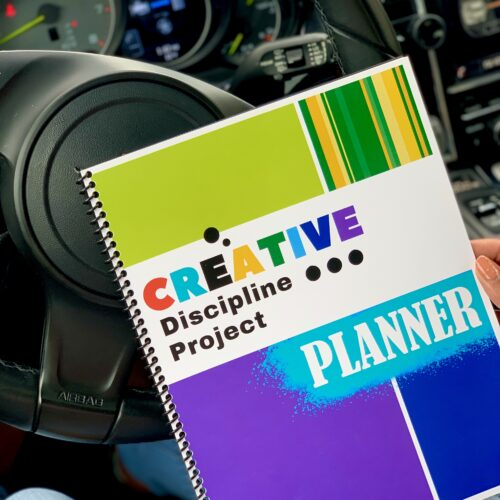 Creative Discipline Project planner