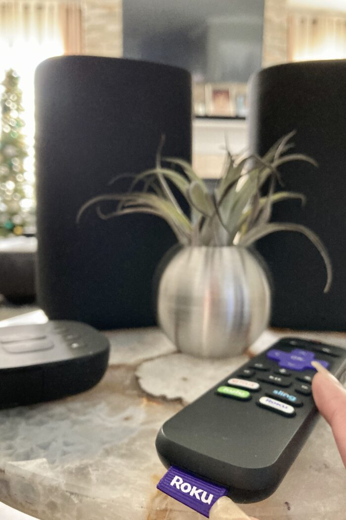 Upgrade Your WFH Entertainment With Wireless Speakers From Roku TV
