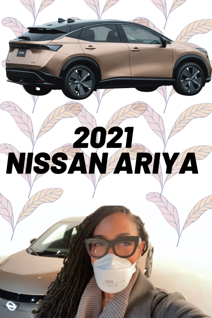 The 2021 Nissan Ariya Is The 100% Electric Crossover We've Been Waiting For