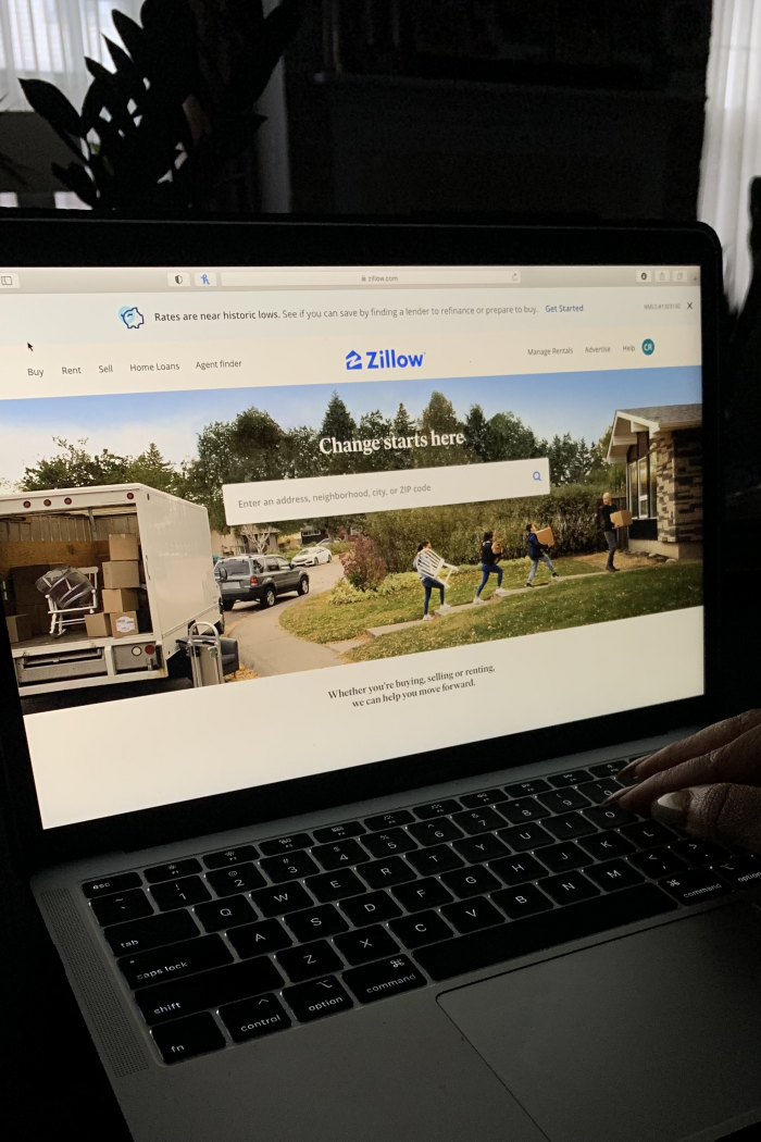 Thinking About Finding A New Home For You, Your Pets And Plants? Zillow Is Here To Help!