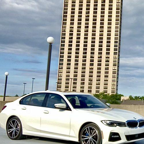 BMW 330e #hybridsummer